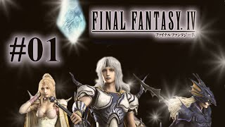 Final Fantasy IV #1 - FF 4 per PC - GAMEPLAY iTA