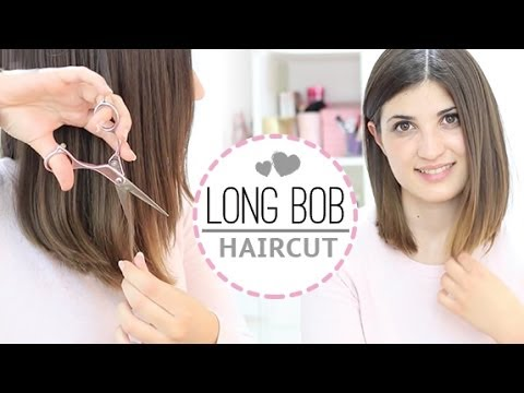 Long Bob Haircut 2018