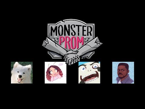 Cry And Friends Play: Monster Prom