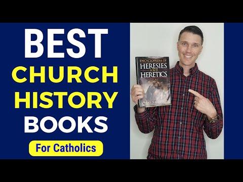 Catholic History Books!
