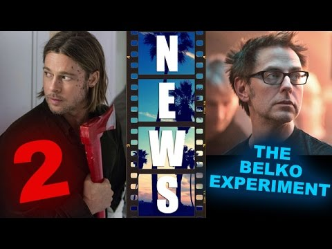 World War Z 2 in 2017, James Gunn's The Belko Experiment - Beyond The Trailer