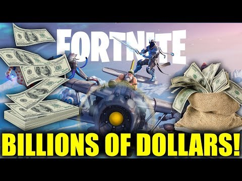 Fortnite Creator Made 3 BILLION Dollars of Profit in 2018 Mp3