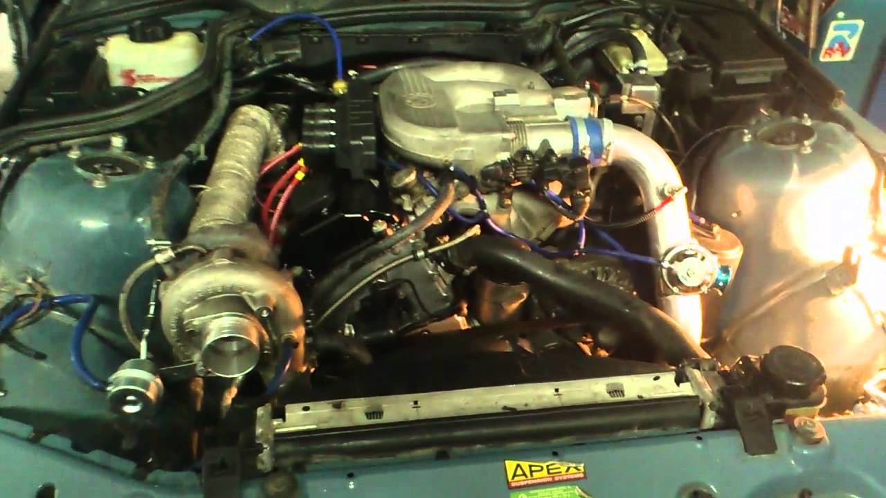 Bmw Z3 1 8 Turbo First Start Youtube