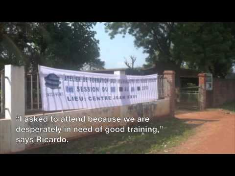 Internews in Central African Republic: How Far Would You Go?