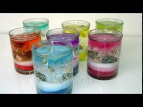 Como hacer velas decorativas curso de velas funnycat tv for Como hacer velas decorativas