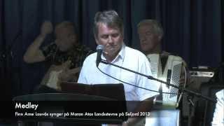 """Finn Arne Lauvås- """"Medley"""""""