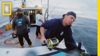 Catch of the Week - Nine Foot Monster | Wicked Tuna: Outer Banks