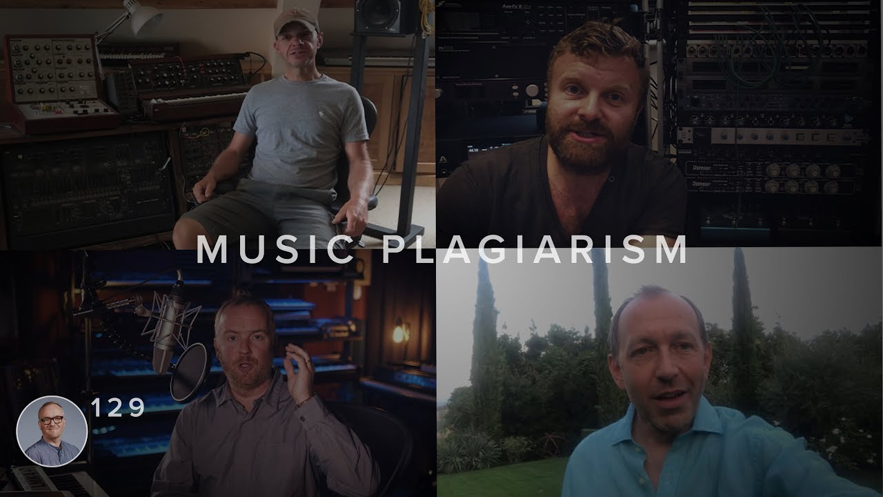 Music Plagiarism - My Definition