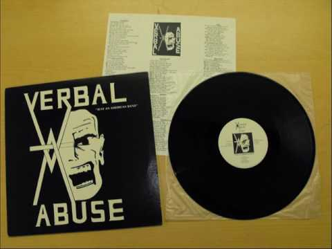 Verbal Abuse - Just an American Band (Full Album)