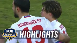 Video Gol Pertandingan Ingolstadt vs Hamburger SV