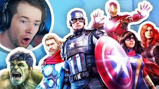 Marvel Avengers is SO GOOD! *Brand NEW Game!*