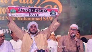 Pati Bersholawat ~ HABIB SYECH bin AA & Habib Zainal abidin Live di Alun-Alun PATI 22 November 2018
