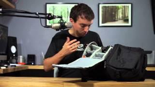 ShootSharper Review: Lowepro Fastpack BP 250 AW II Camera Backpack.