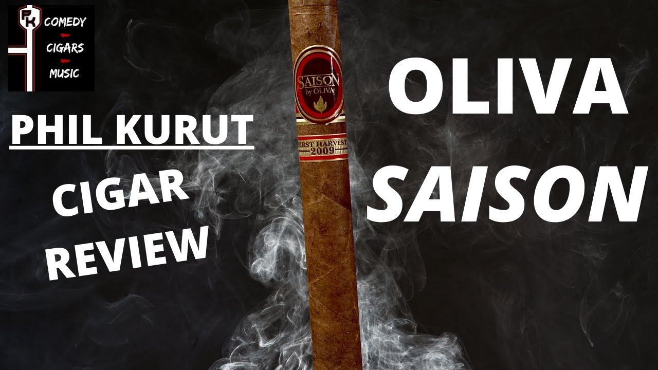 OLIVA SAISON | CIGAR REVIEW
