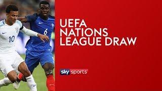 UEFA Nations League Draw LIVE!