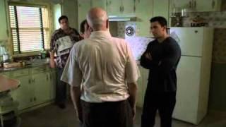 The Sopranos - Junior Chooses Sides