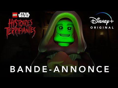 LEGO Star Wars : Histoires terrifiantes   Bande-annonce officielle   Disney+