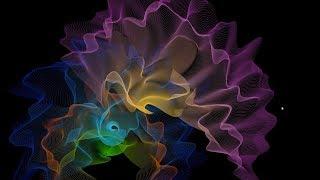Абстрактная анимация частиц в Cinema 4D - Видео уроки по Cinema 4D