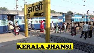 Kerala Express Overtakes Varanasi Gwalior Bundelkhand