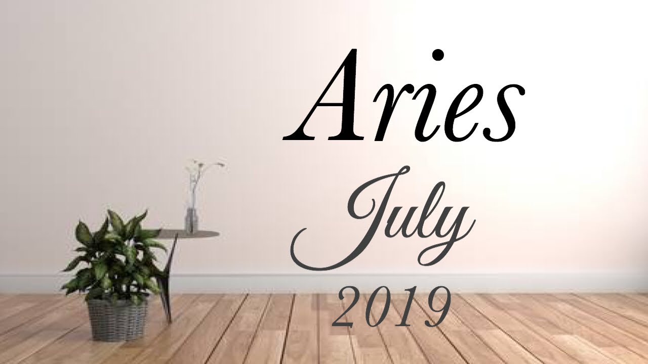 Aries 21 March - 20 April