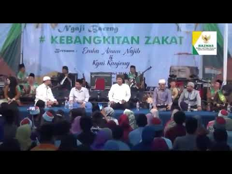 Cak Nun & KiaiKanjeng - Medley Sluku Sluku Bathok & Ya Robbibil Mustofa