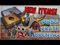 Opening New PUBG Crates!!! (Fever And Militia Crates) Feb 2018