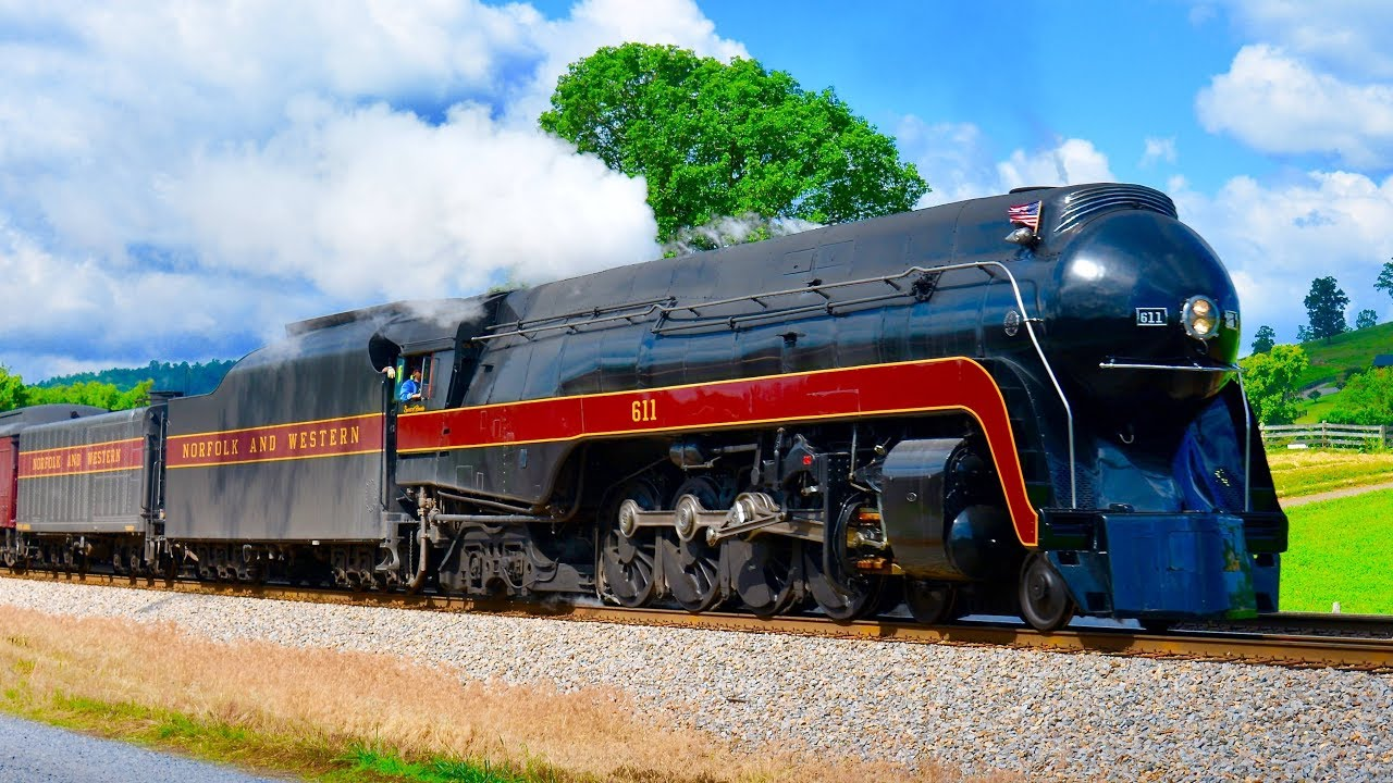 Steam Trains Galore 6!