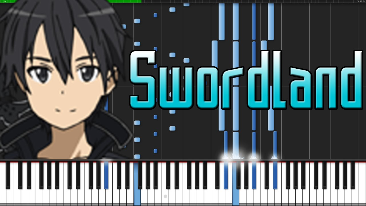 Synthesia piano free online game