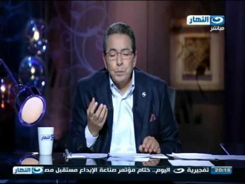 اخر النهار - محمود سعد : نادر جلال من الناس اللي اسسوا صن...