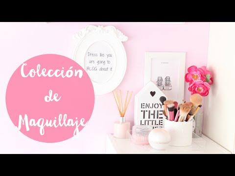 Mi Colección de Maquillaje   styleandpaper