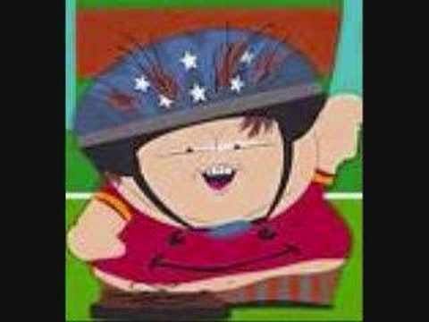 Eric Cartman In The Ghetto