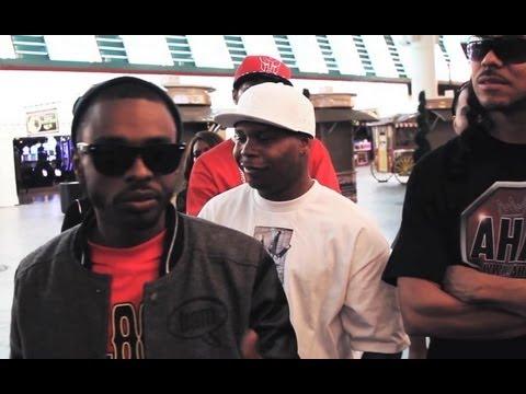 AHAT Rap Battle | QP vs Sonic Soundwaveus | Stockton vs San Bernardino