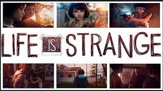 Life is Strange. 14 серия - Мужская общага