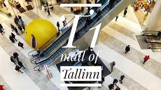 10.11.2018  T1 MALL OF TALLINN the newest shopping mall.