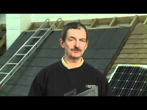 Introduction to Solar Limpets roof hooks