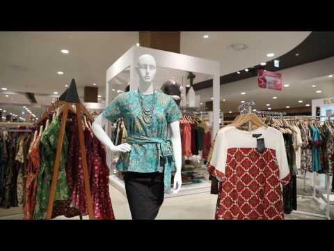 Panasonic Shopping Mall Solutions at AEON MALL BSD CITY