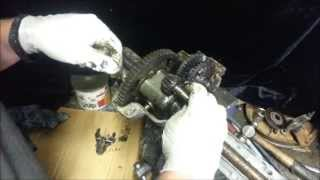 MTD transmission What's INSIDE
