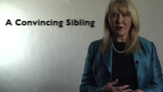The Violent Influence of Siblings