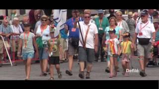 Ceremonie aan Menenpoort en Parade op Grote Markt - 2016