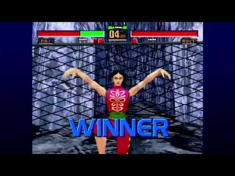 Virtua Fighter 2 (Xbox Live Arcade) Arcade as Pai