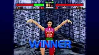 Virtua Fighter 2 (Xbox Live Arcade) Arcade as Pai