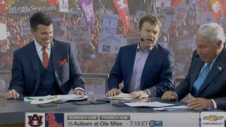 Frank Caliendo College Gameday 2016