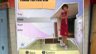 High School Musical 3: Senior Year DANCE! (PS2 Gameplay)