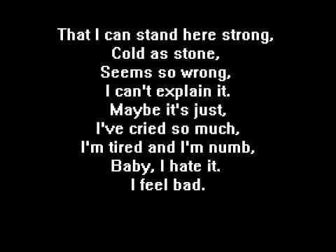 "Rascal Flatts: ""I Feel Bad"" ~Lyrics"