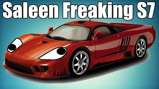 The Saleen Freaking S7! A Car History