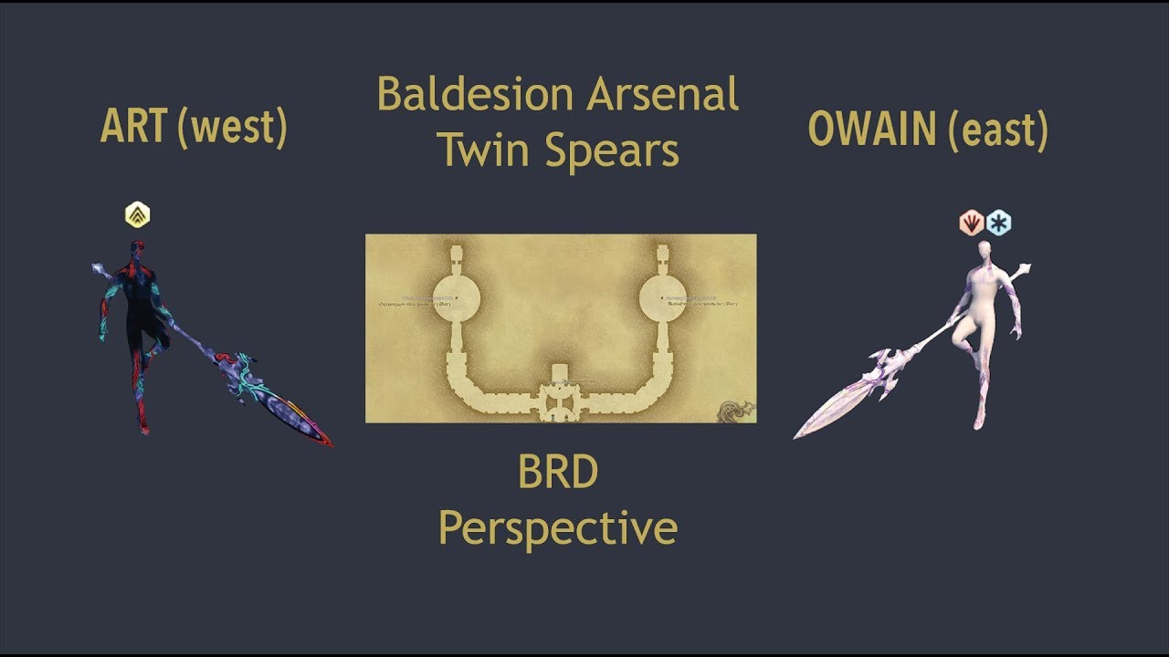 Ffxiv Stormblood The Baldesion Nal Both Twin Perspectives