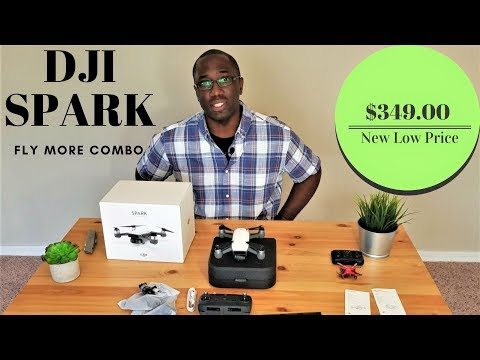 DJI Spark Review - All new price!