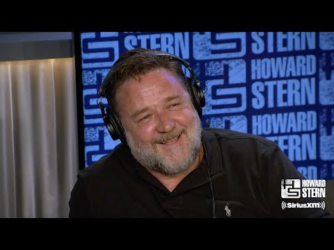 "This Week On Howard: Russell Crowe and 20 Years of Gary's ""Love Tape"""