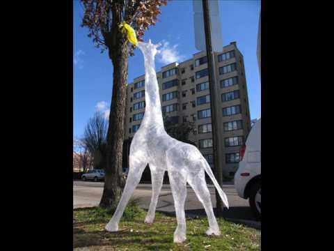 art Mark Jenkins: Street Installations