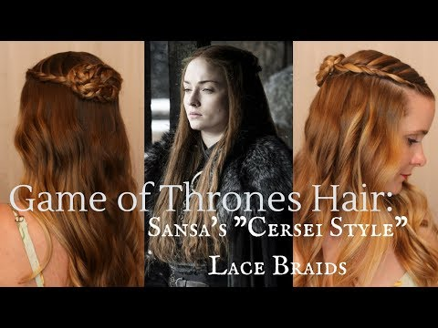"""game-of-thrones-hair:-sansa's-""""cersei-style""""-lace-braids"""